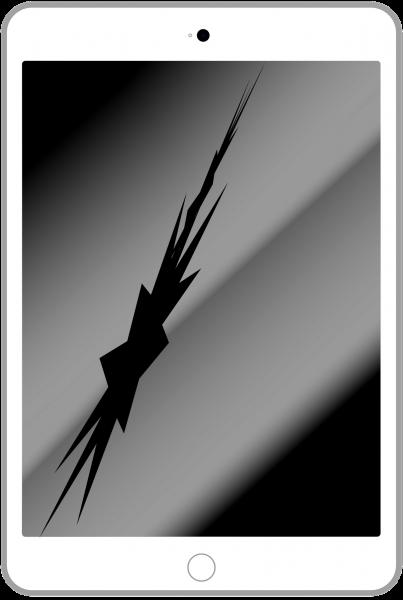 Display Reparatur iPad 6. Generation