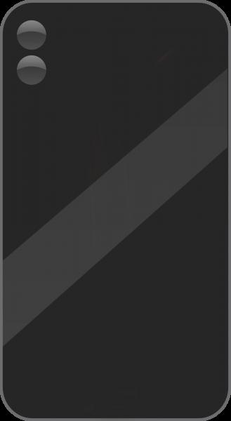 Apple iPhone XS Max Backcover Austausch