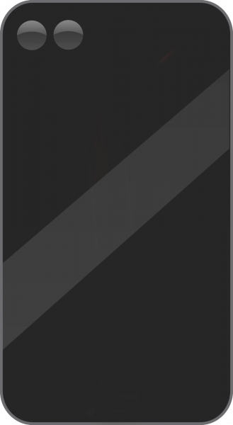 Apple iPhone 8 Plus Backcover Austausch